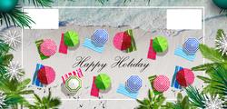 Beach Colorful - Remo Custom Floor Plan