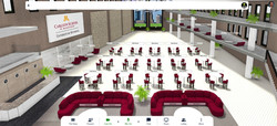 UMN University - Remo Custom 3D Floor Plan