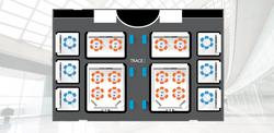 Tradeshow - Remo Custom Floor Plan
