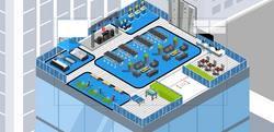 Rooftop Bar - Rec - Remo Custom Floor Plan