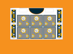 Networking Shakedown - Remo Custom Floor Plan