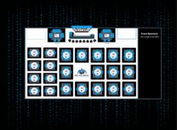 Matrix Theme - Remo Custom Floor Plan