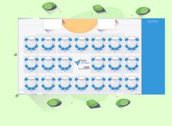 Poster Hall - Remo Custom Floor Plan