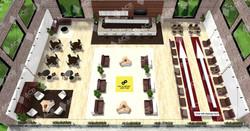 Job Fair - Remo Custom 3D Floor Plan
