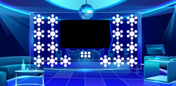 Night Club Flat - Remo Custom Floor Plan