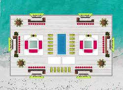 Beach Bar - original - Remo Custom Floor Plan