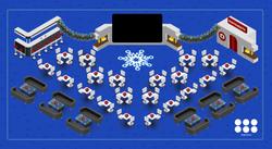 Banquent Hall - Remo Custom Floor Plan