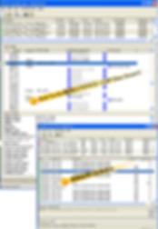 DataProbeの優れたUIと多様な詳細分析レポート。