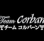 Team Corbanボタン