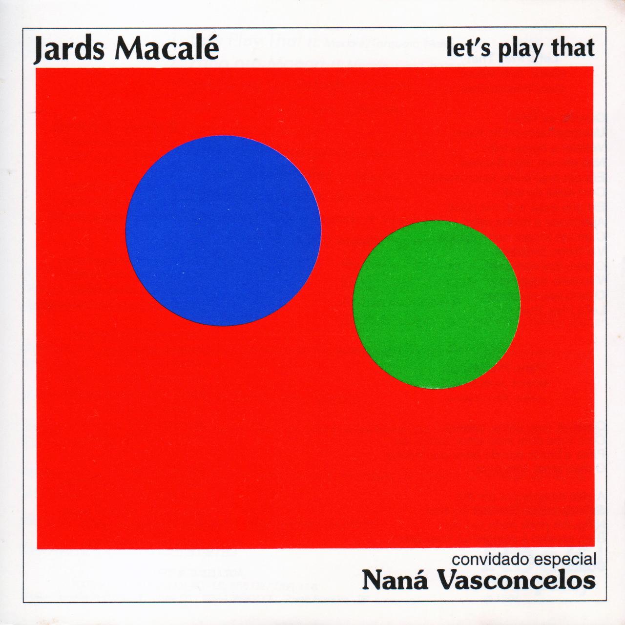 Jards Macalé com Naná Vasconcelos