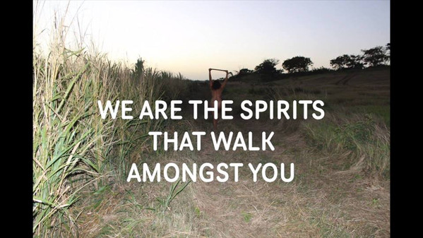 'We are the spirits that walk amongst you (sorry not sorry), Alberta Whittle