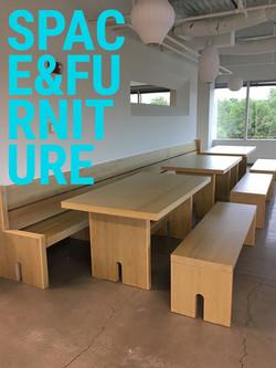 Spaces & Furniture