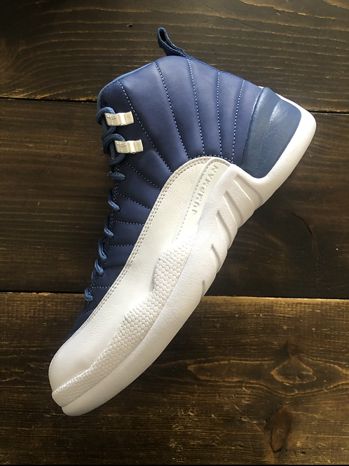 "Retro Air Jordan 12 ""Indigo"""