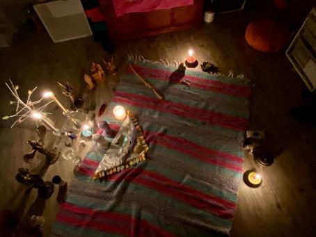 My Ostara Ritual