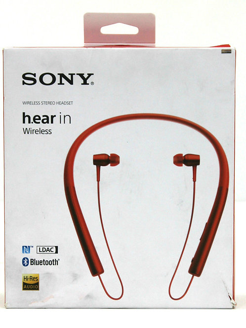 SONY MDR-EX750BT h.ear in HiFi Wireless In-ear Headphones