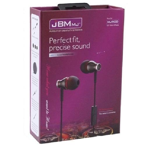 JBM-MJ900 Deep Bass In-Ear Earphone with Mic