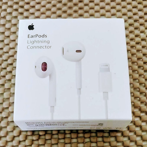 Apple iPhone Earbuds with Lightning Connector