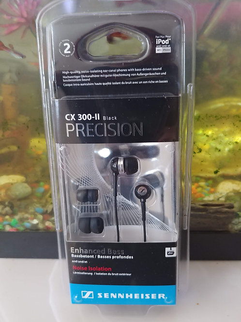 Sennheiser CX 300-II Precision Earphones
