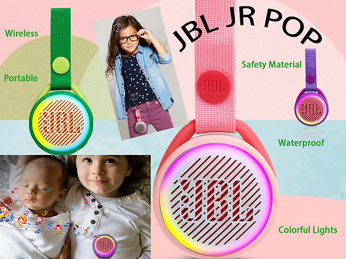 JBL JR POP Wireless Speaker