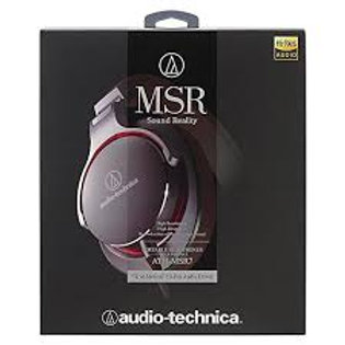 Audio-Technica ATH-MSR7 GM (Gun-Metal) HiFi Audio Over-Ear Headphone