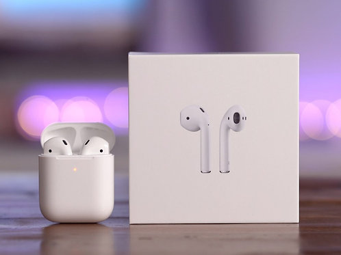 Apple Airpods 2nd Refurbished