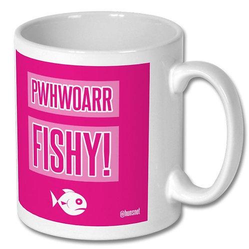 Phwoar Fishy Mug