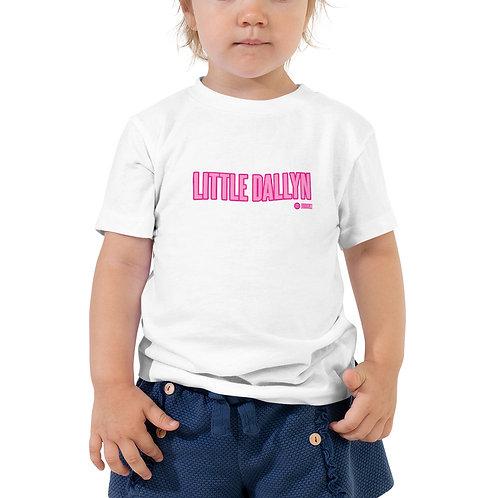Little Dallyn Toddler Short Sleeve Tee