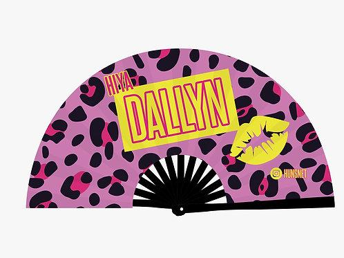 Hiya Dallyn Clacking Fan