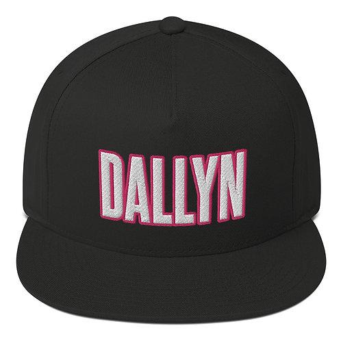 Dallyn Flat Bill Cap