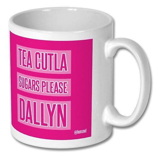 Tea Cutla Mug