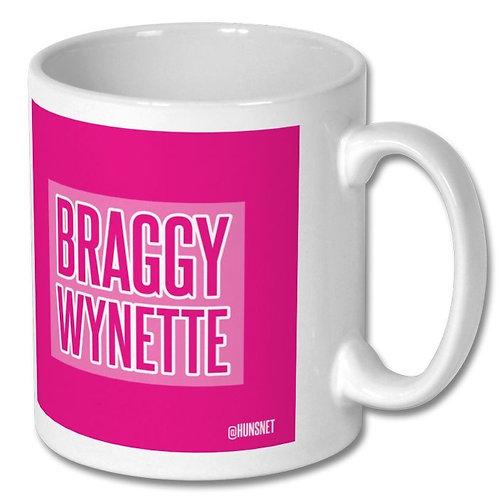 Braggy Wynette Mug
