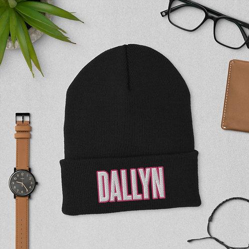 Dallyn Cuffed Beanie