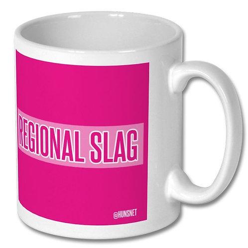 Regional Slag Mug