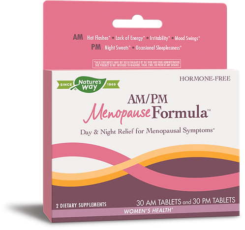 AM/ PM Menopause 60 Tablets