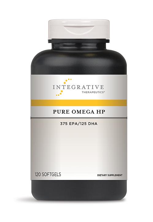 Pure Omega HP 120 Soft Gels