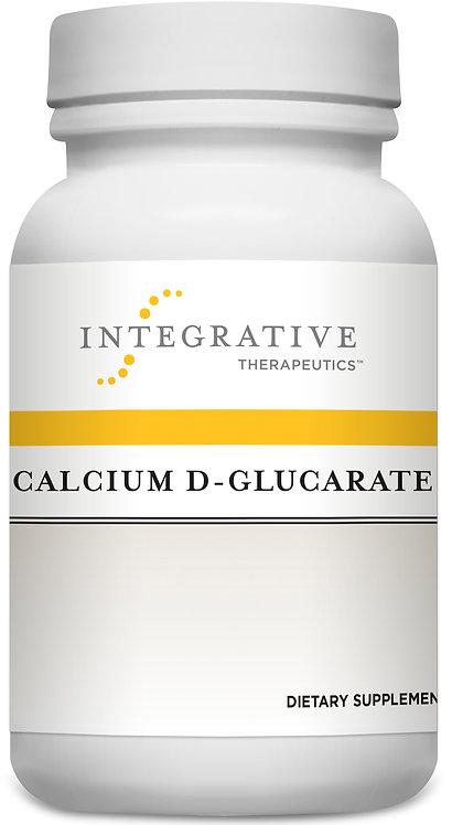 Calcium D-Glucarate 90 Veg Capsules