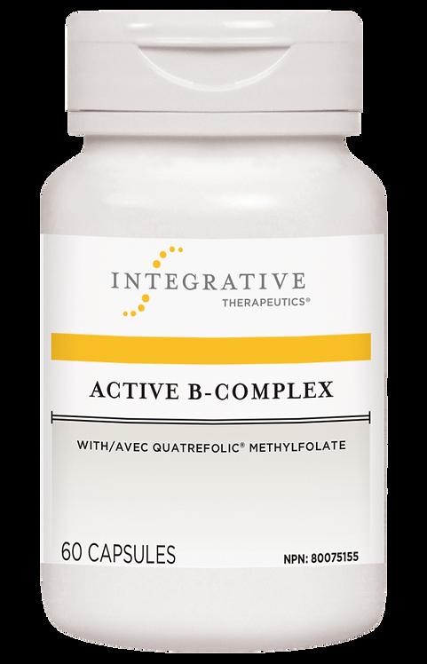 Active B-Complex 60 Capsules