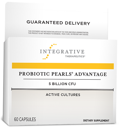 Probiotic Pearls Advantage 60 Capsules