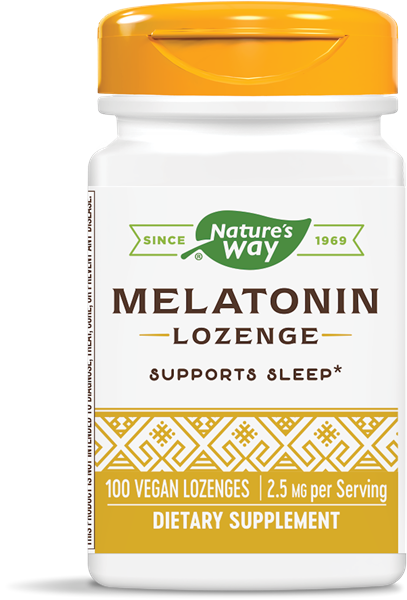 Melatonin  100 Lozenges