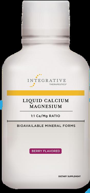 Liquid Calcium Magnesium Berry Flavor 16 FL OZ