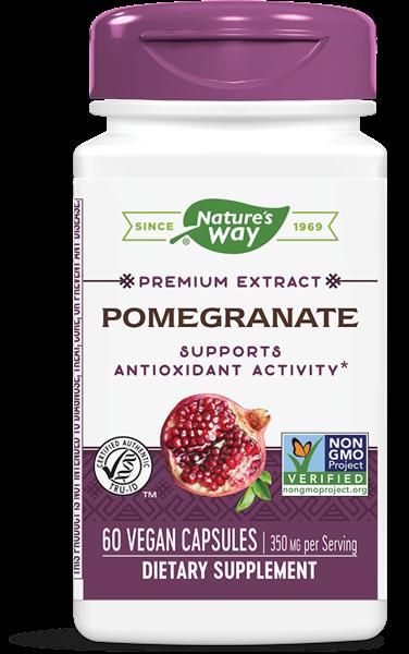 Pomegranate 60 capsules