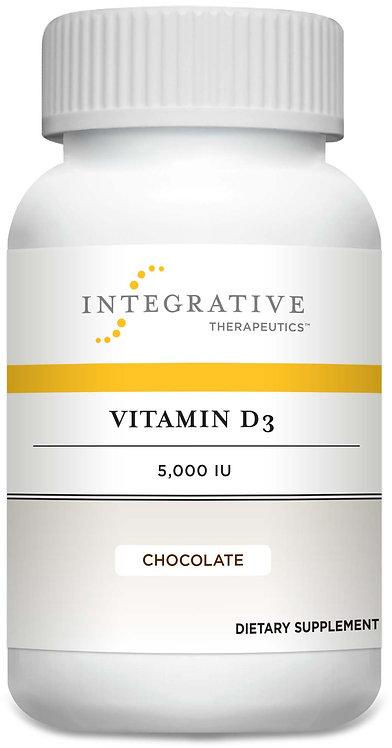 Vitamin D3 5,000 IU   90 tablets