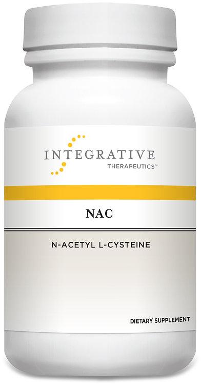 N-Acetyl L-Cysteine NAC 60 capsules