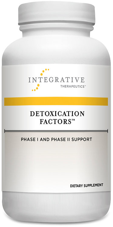 Detoxication Factors 60 Capsules