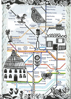 Map to Wunderland
