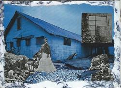 Otra casa azul