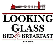 Looking Glass Bed & Breakfast Logo