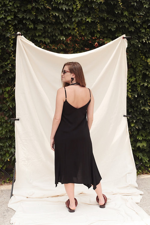 Vestido Sleep Assimétrico - Outfit4You