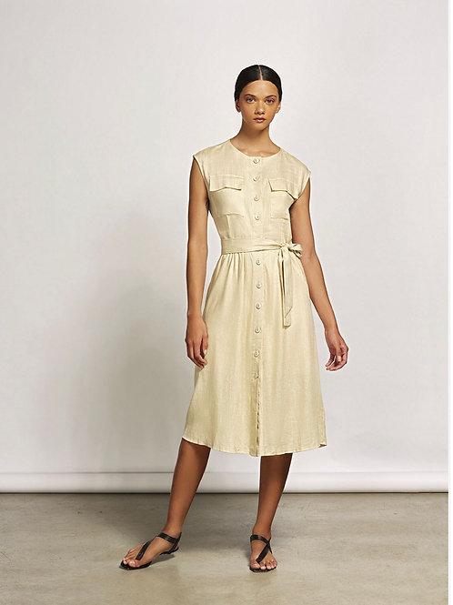 Vestido Batatais - Viviane Furrier