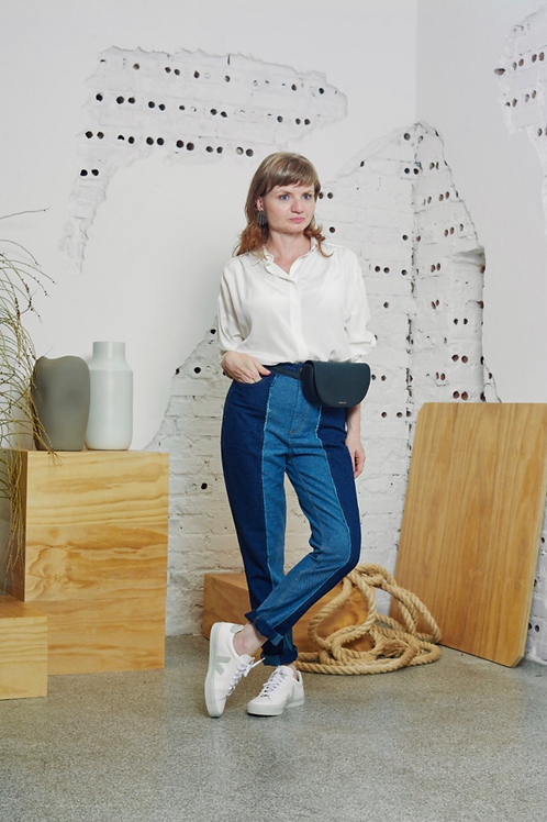 Calça Jeans - Commas